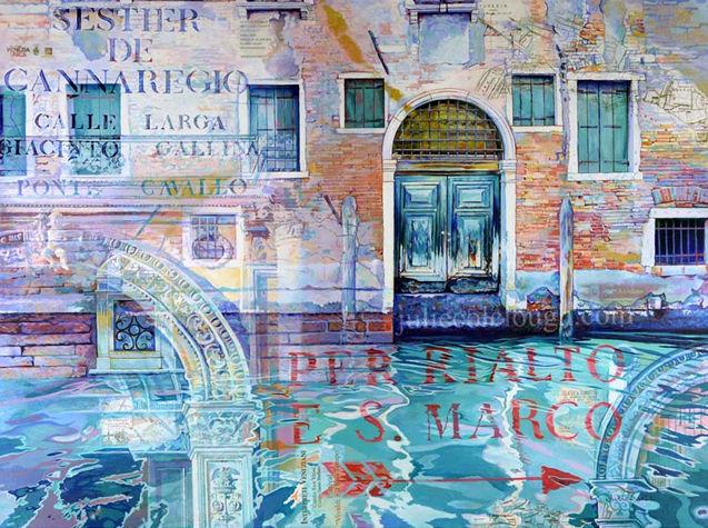 Per Rialto, Venice