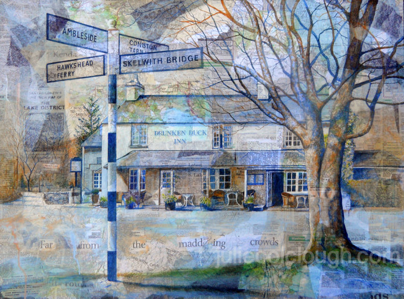 Drunken Duck, Cumbria - Signpost Series