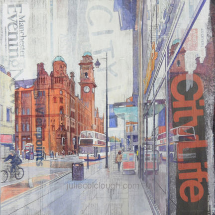 Oxford Road, Manchester